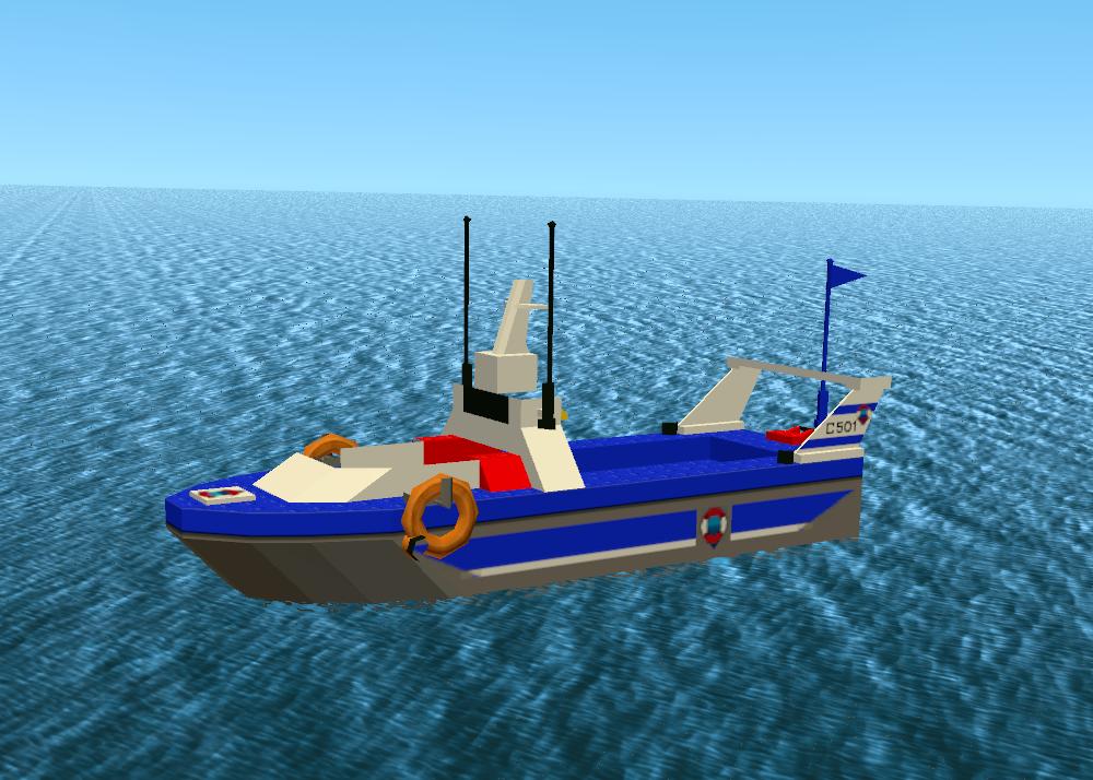 LR2Boat