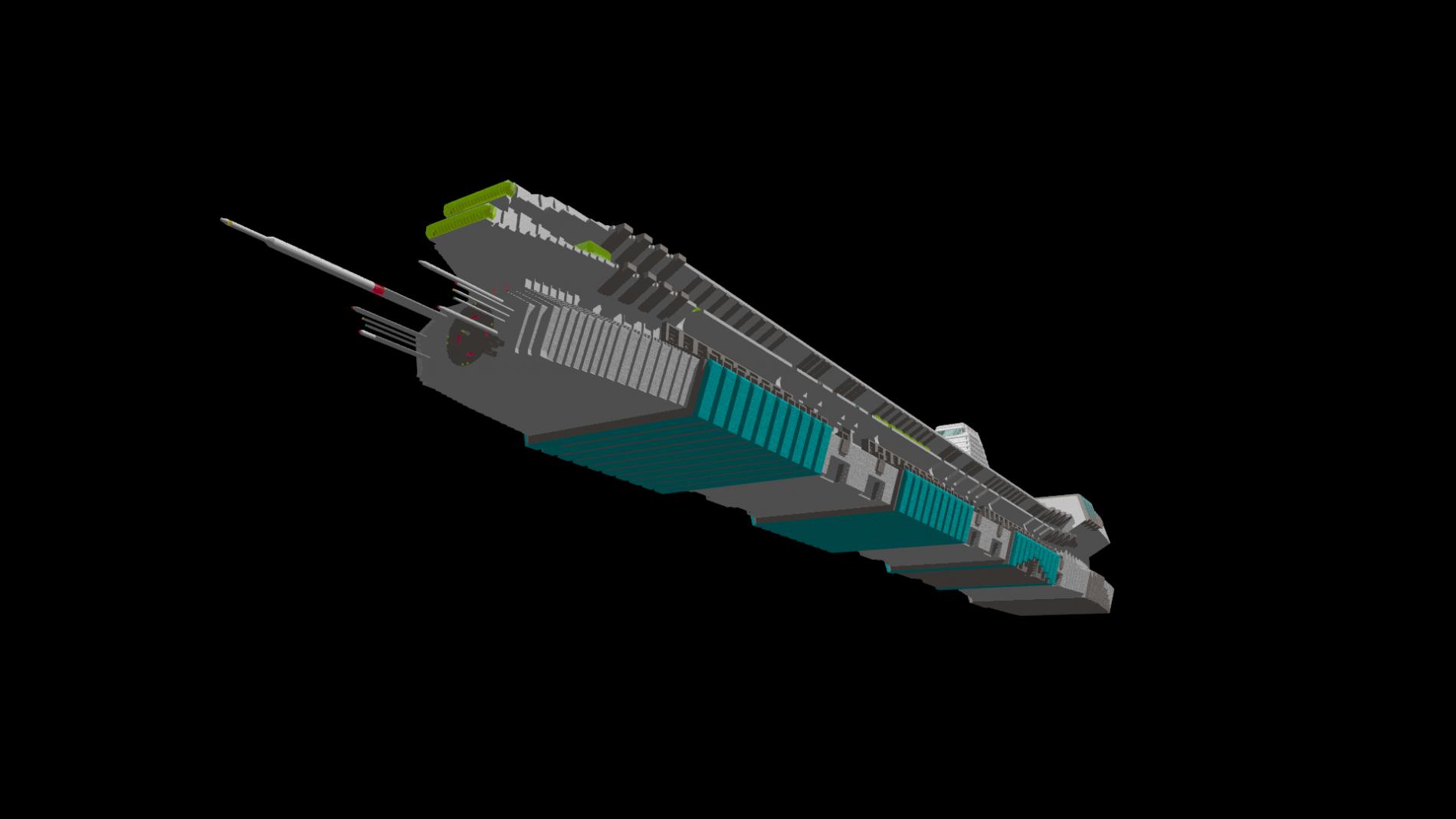 L.M.S. Explorer HD render 5