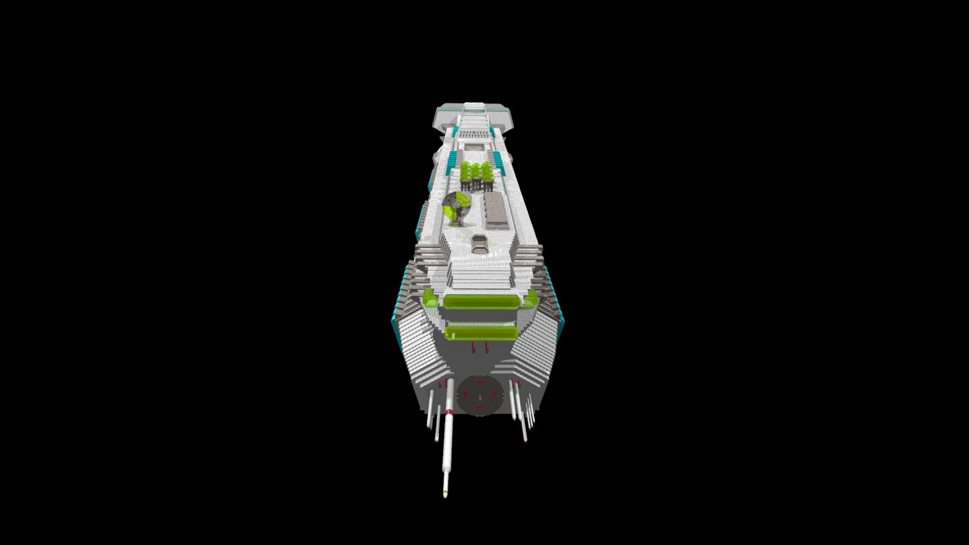 L.M.S. Explorer HD render 3