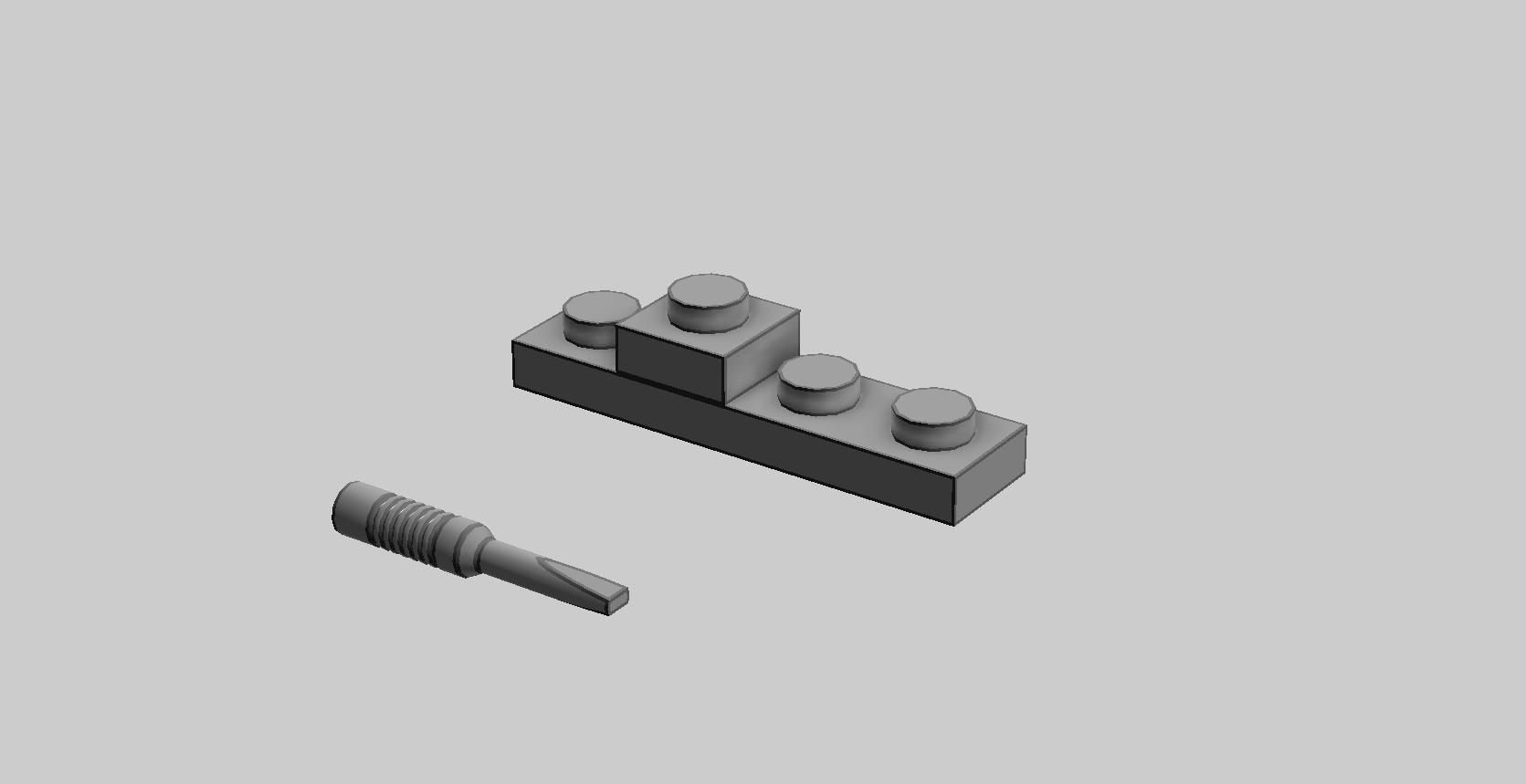 Hyper Mega Mini L.M.S. Explorer 1