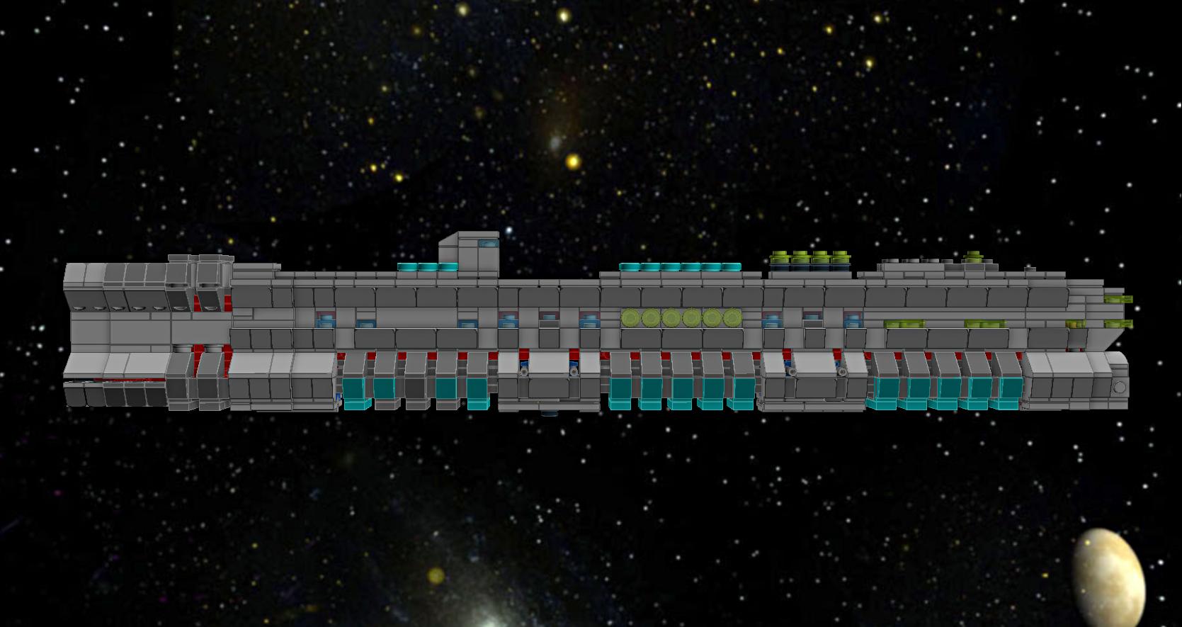 1:16 L.M.S. Explorer version 1.1 picture 2
