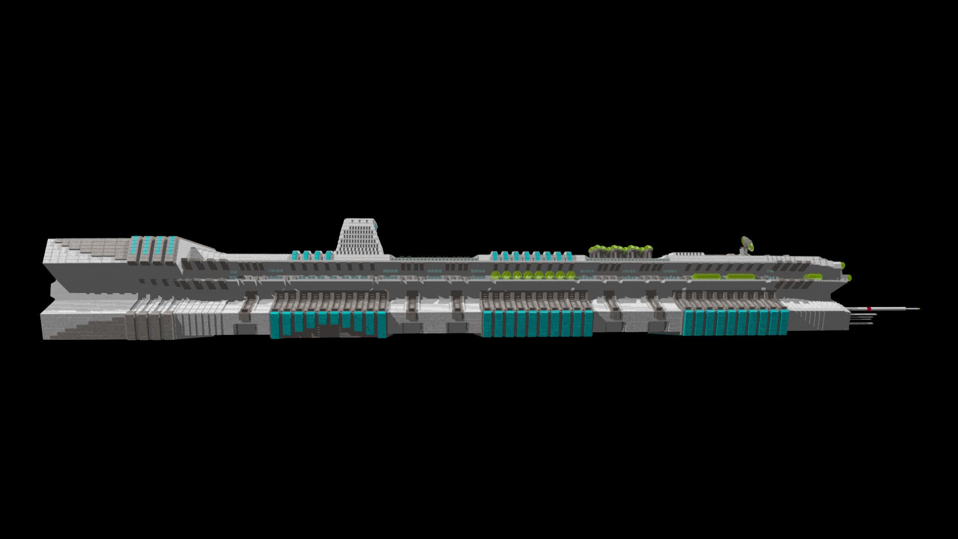 L.M.S. Explorer HD render 6