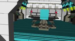 L.M.S. Explorer bridge version 1.1 picture 4