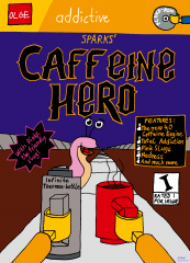 Caffeine Hero Cover