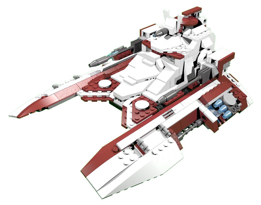 IFT-X Modification (White)