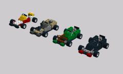 LR Circuit 1 Cars