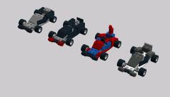 LR Circuit 3 Cars