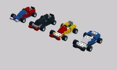 LR Circuit 2 Cars