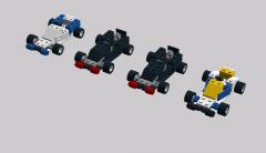 LR Circuit 7 Cars