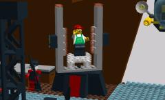 Alpha Team Jail