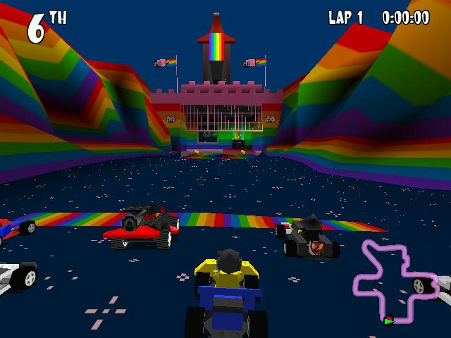 LEGO Racers Stuff
