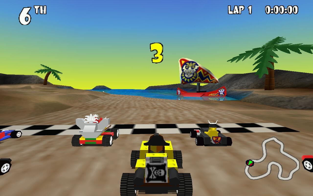 LEGO Racers 1