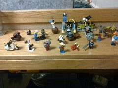 Crazy Minifigs