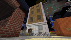 Ayliffe's House (RRU Minecraft Server)