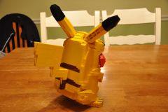 """Pikachu """"back sprite"""""""