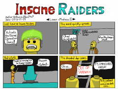 Insane Raiders No. 14