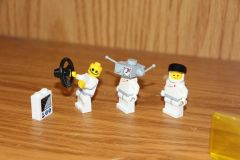 LEGOS IN SPACE FANFIC CHARACTURS