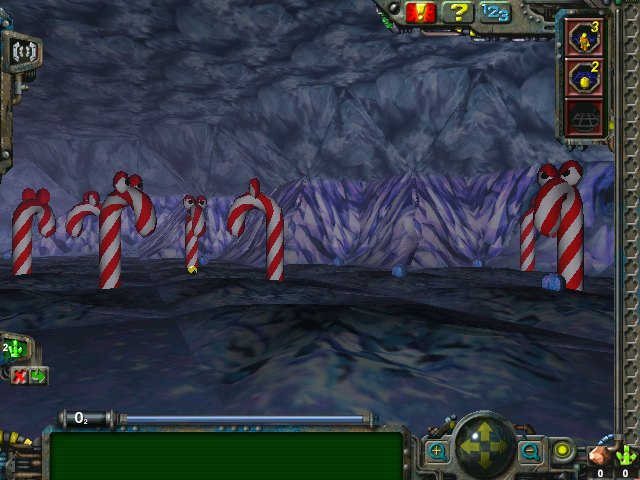 Mutant Candy Canes