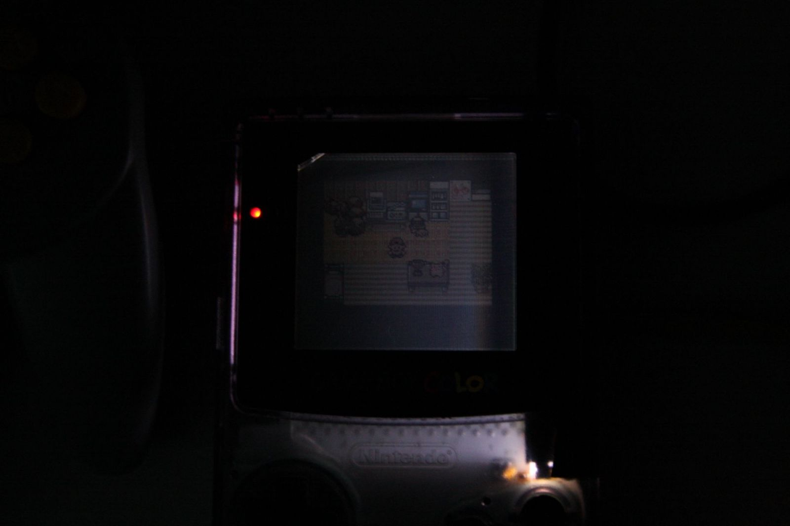 Frontlit Gameboy 1