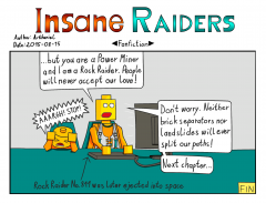 Insane Raiders No. 21