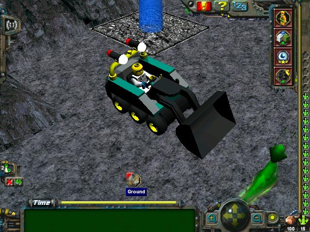 Bulldozer LRR Livery