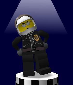 ATV Cop [WIP]