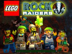 Rock Raiders Game