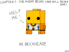 Rock Raider Brickheadz