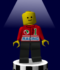 Hi-Res Default Character Reskin [WIP]
