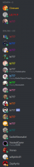 Impersonate le717 Day 2017 - Discord