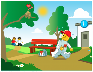 LEGO Education - Park Scene