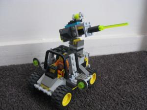 Miniscule Mobile Laser Cutter