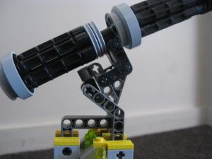 Mining Gatling Laser - turret
