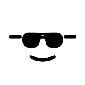 Classic Sunglasses Face