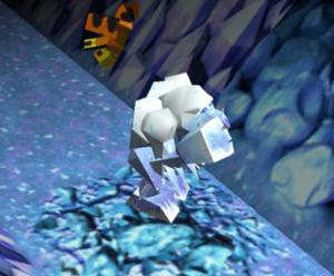 HP Ice Monster