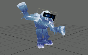 A new Ice Monster has appeared.