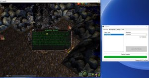 rock raider screen error 2