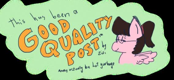 good post