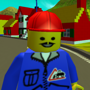 LEGO Racers 2 - Classic Fred 2
