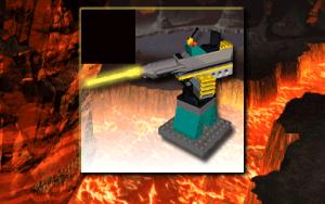 2. Mining Laser (Lava BG)