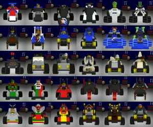 All Racers 2