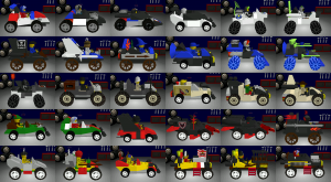 All Racers 8