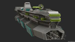 L.M.S. Explorer studio 2.0 render 6