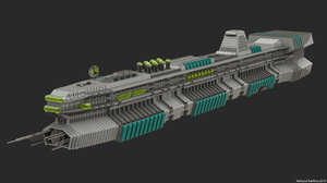L.M.S. Explorer studio 2.0 render 7