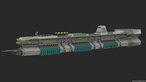 L.M.S. Explorer studio 2.0 render 8