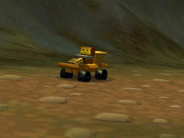 Mini Player LEGO Racers 2
