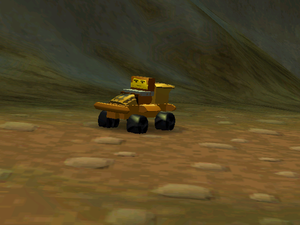 Mini Player LEGO Racers 2