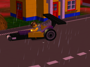 LEGO Racers 2 - Drag Racer