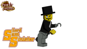 Lord Sam Sinister Poster.png