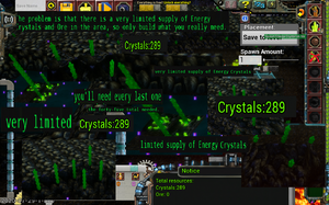 Back to Basics Crystal Count